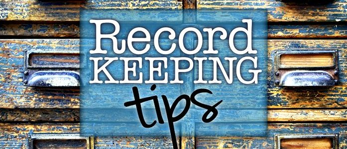 3 Tips For Keeping Proper Tax Records For Your Small Business – And also Making The Tax Authorities Delighted!