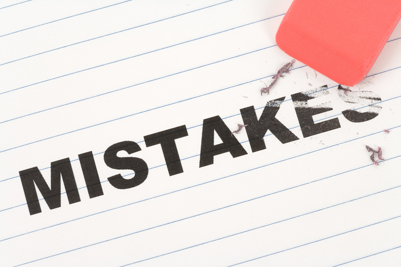 5 Big Mistakes Small Business Owners Make When Filing Taxes