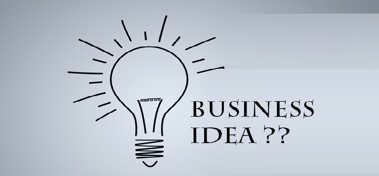 5 simple steps to come up with a terrific business idea for Entrepreneur idee