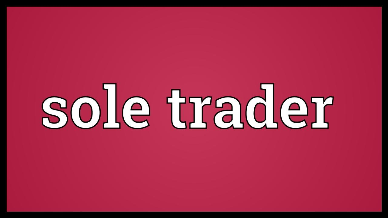 Sole Trader Business Formation