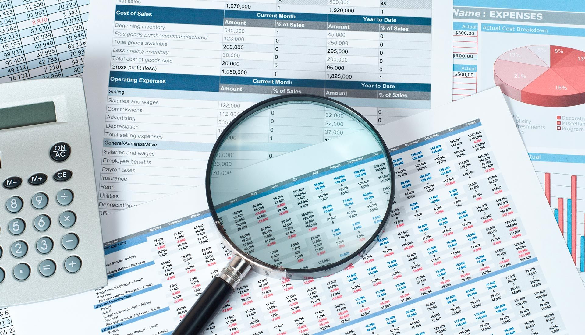 Why Conventional Financial Statements Do Not Answer All Questions?
