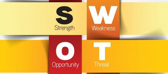 SWOT Analysis – Objectively Identifying Strengths, Weaknesses, Opportunities and Threats