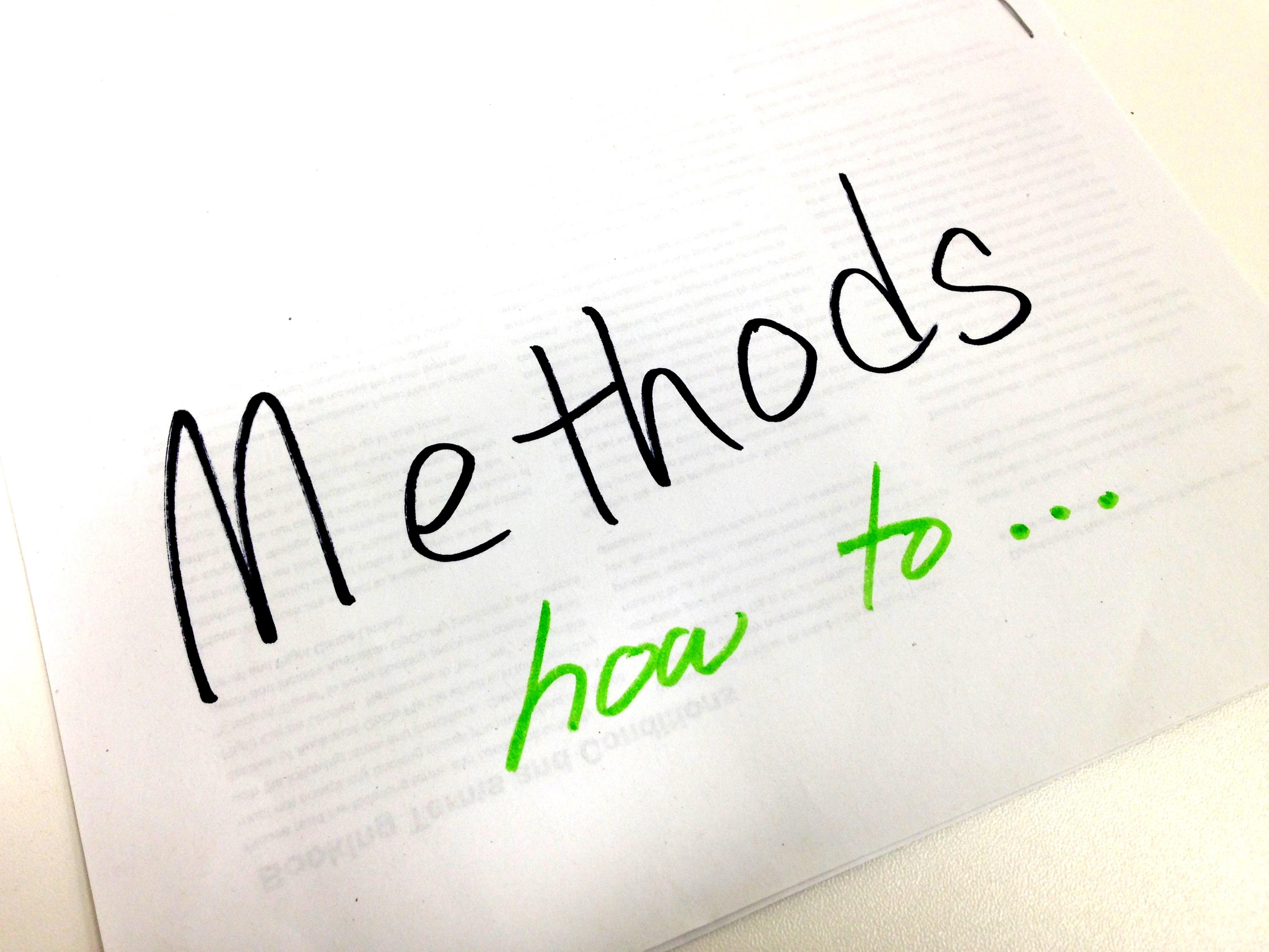 Methods of Generating New Ideas for Entrepreneurs