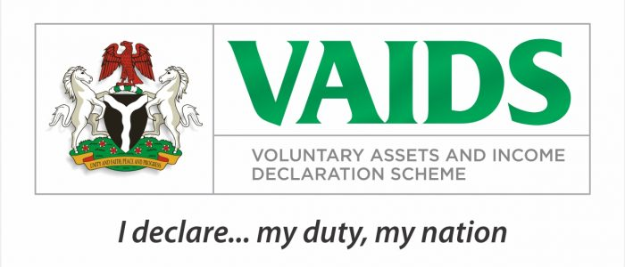VAIDS office writes tax defaulters