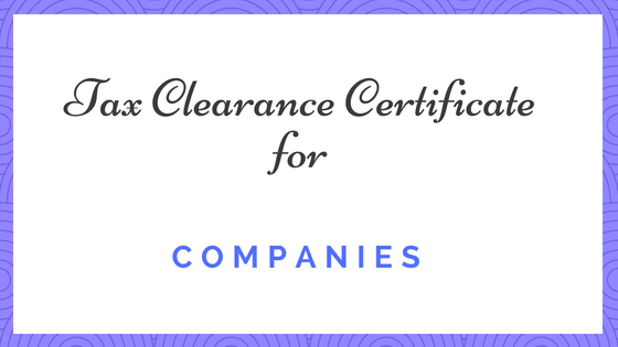 FG Verifies Authenticity of Tax Clearance Certificates