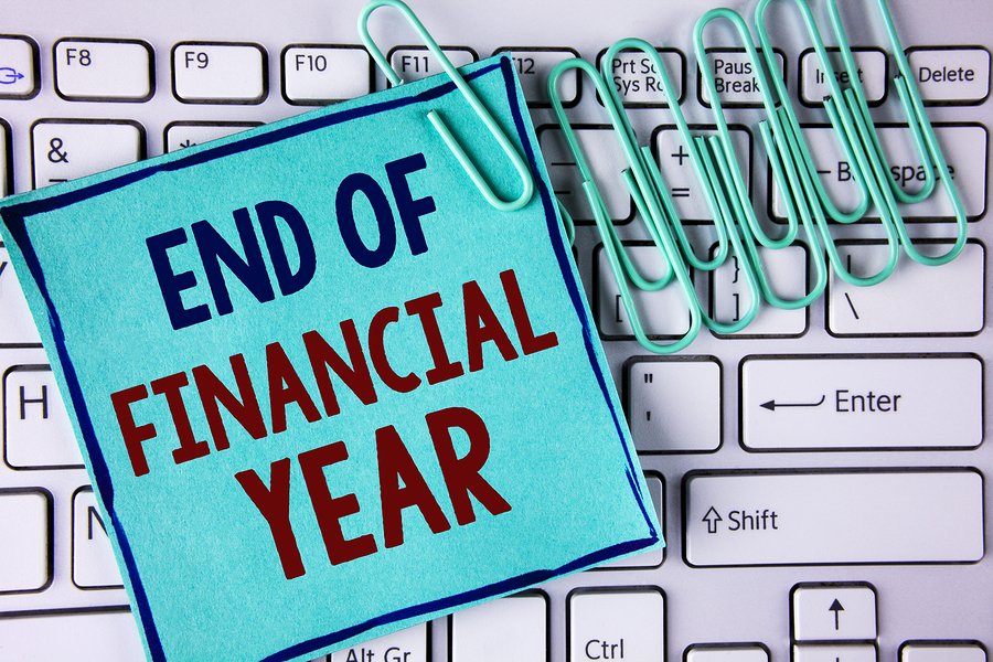 Small Business Year End Checklist