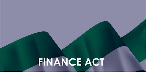 Impact of the Finance Act 2020 on Small Businesses in Nigeria.